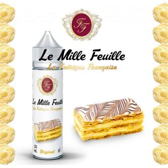 Le Mille Feuille 50ml La Fabrique Française (booster inclus)