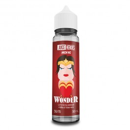 Wonder 50ml Juice Heroes by Liquideo