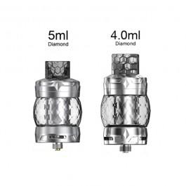 Tube Pyrex Bulb Diamond Odan/Odan Mini Aspire