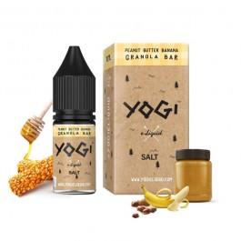 Peanut Butter & Banana Granola Bar 10ml Yogi (sels de nicotine)