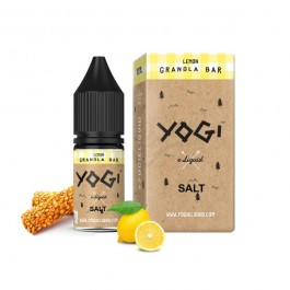 Lemon Granola Bar 10ml Yogi (sels de nicotine)