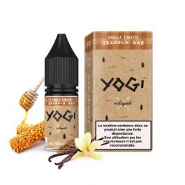 Vanilla Tobacco Granola Bar 10ml Yogi (10 pièces)