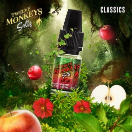 Hakuna 10ml Twelve Monkeys (sels de nicotine)