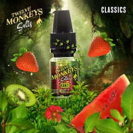Kanzi 10ml Twelve Monkeys (sels de nicotine)