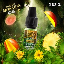 Mangabeys 10ml Twelve Monkeys (sels de nicotine)