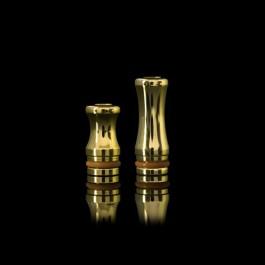 Drip Tip 510 Curve Titanide