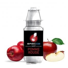 Pomme Rouge 10ml Bordo2 (10 pièces)