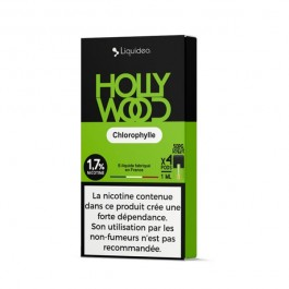 Pods Hollywood 4x1ml Wpod by Liquideo