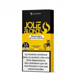 Pods Jolie Blonde 4x1ml Wpod by Liquideo