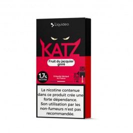 Pods Katz 4x1ml Wpod by Liquideo