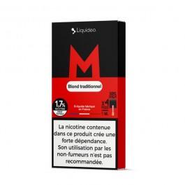 Pods Le M 4x1ml Wpod by Liquideo