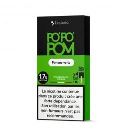 Pods PoPoPom 4x1ml Wpod by Liquideo