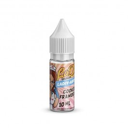 Concentré Cookie Framboise 10ml LADiy by Liquid'Arôm (10 pièces)