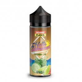 Cucumber Lime 100ml Hello Summer by Horny Flava
