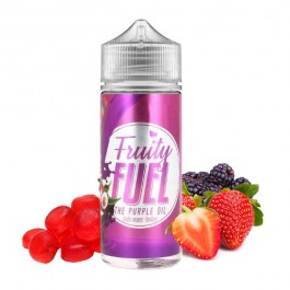 The Purple Oil 100ml Fruity Fuel