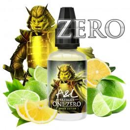 Concentré Oni Zero 30ml Arômes et Liquides (5 pièces)