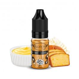 Faaat Custard 10ml Religion Juice (sels de nicotine)