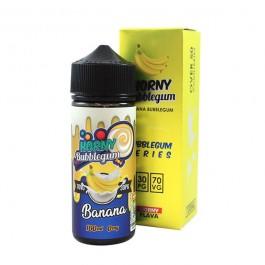 Banana 100ml Horny Bubblegum by Horny Flava