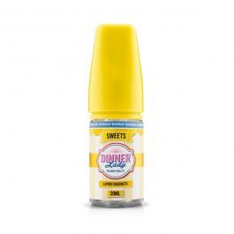Concentré Lemon Sherbets 0% 30ml Dinner Lady (5 pièces)
