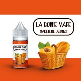 Concentré Madeleine Abricot 30ml La Bonne Vape (5 pièces)