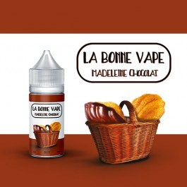 Concentré Madeleine Chocolat 30ml La Bonne Vape (5 pièces)