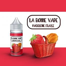 Concentré Madeleine Fraise 30ml La Bonne Vape (5 pièces)