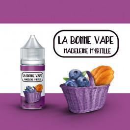 Concentré Madeleine Myrtille 30ml La Bonne Vape (5 pièces)