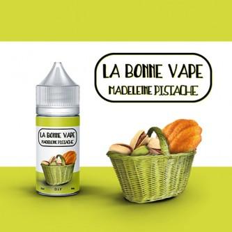Concentré Madeleine Pistache 30ml La Bonne Vape (5 pièces)