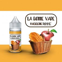 Concentré Madeleine Pomme 30ml La Bonne Vape (5 pièces)