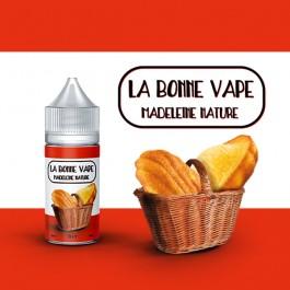 Concentré Madeleine Nature 30ml La Bonne Vape (5 pièces)