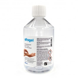 Gel Hydro-Alcoolique 500ml Alfagel by Alfaliquid