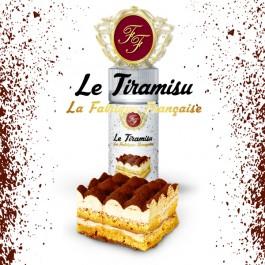 Concentré Le Tiramisu 30ml La Fabrique Française (5 pièces)