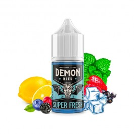 Concentré Bleu Super Fresh 30ml Demon Juice (5 pièces)
