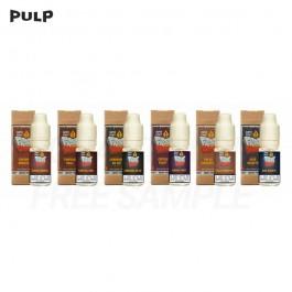Pack d'échantillons gamme Super Frost 10ml Pulp