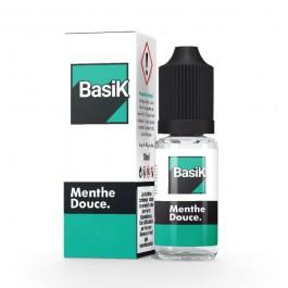 Menthe Douce 10ml BasiK by Cloud Vapor (sels de nicotine)
