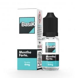 Menthe Forte 10ml BasiK by Cloud Vapor (10 pièces)