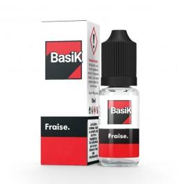 Fraise 10ml BasiK by Cloud Vapor (sels de nicotine)