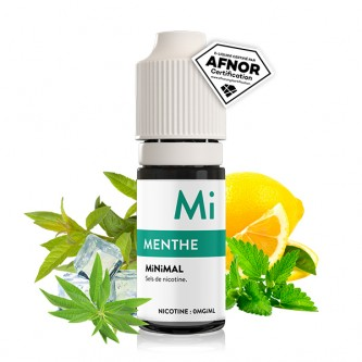 Menthe 10ml TPD FRANCE MiNiMAL