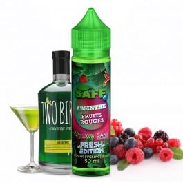 Absinthe Fruits Rouges 50ml Safe