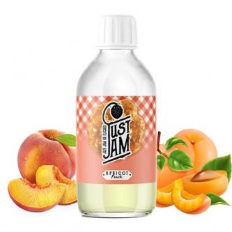 Apricot Peach 200ml Just Jam (dropper inclus)