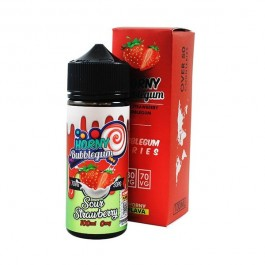 Sour Strawberry 100ml Horny Bubblegum by Horny Flava
