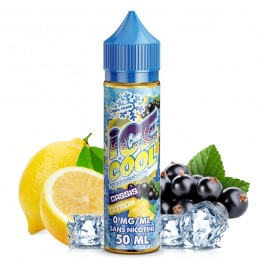 Cassis Citron 50ml Ice Cool by Liquid'Arôm