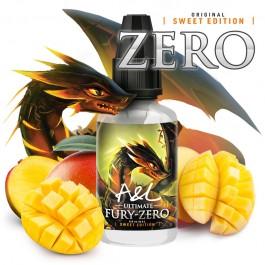 Concentré Fury Zero 30ml Ultimate (5 pièces)