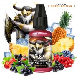 Concentré Ragnarok Legend SWEET EDITION 30ml Ultimate by Arômes et Liquides (5 pièces)
