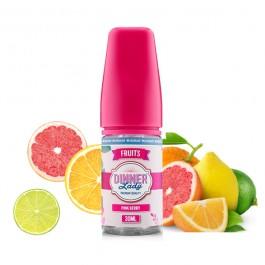 Concentré Pink Berry 0% 30ml Dinner Lady (5 pièces)