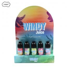 Présentoir concentrés Windy Juice by e.Tasty