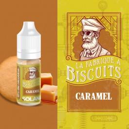 Caramel 10ml La Fabrique à Biscuits by Solana (10 pièces)