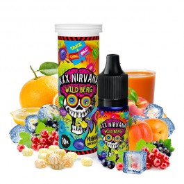 Concentré XXX Nirvana – Wild Berries 10ml Chill Pill