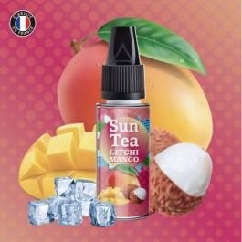 Concentré Mango Litchi 10ml Sun Tea by Full Moon (10 pièces)