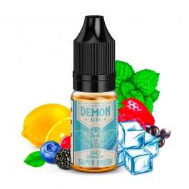 Bleu Super Fresh 10ml Demon Juice (sels de nicotine)